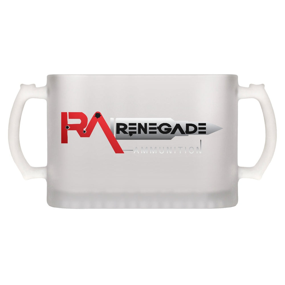 BEER MUG - Veteran Owned Renegade Ammunition & Outfitters