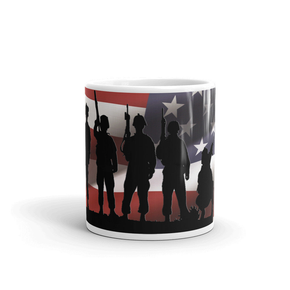 VETERAN COFFEE CUP USA VETERAN MADE - Veteran Owned Renegade Ammunition & Outfitters