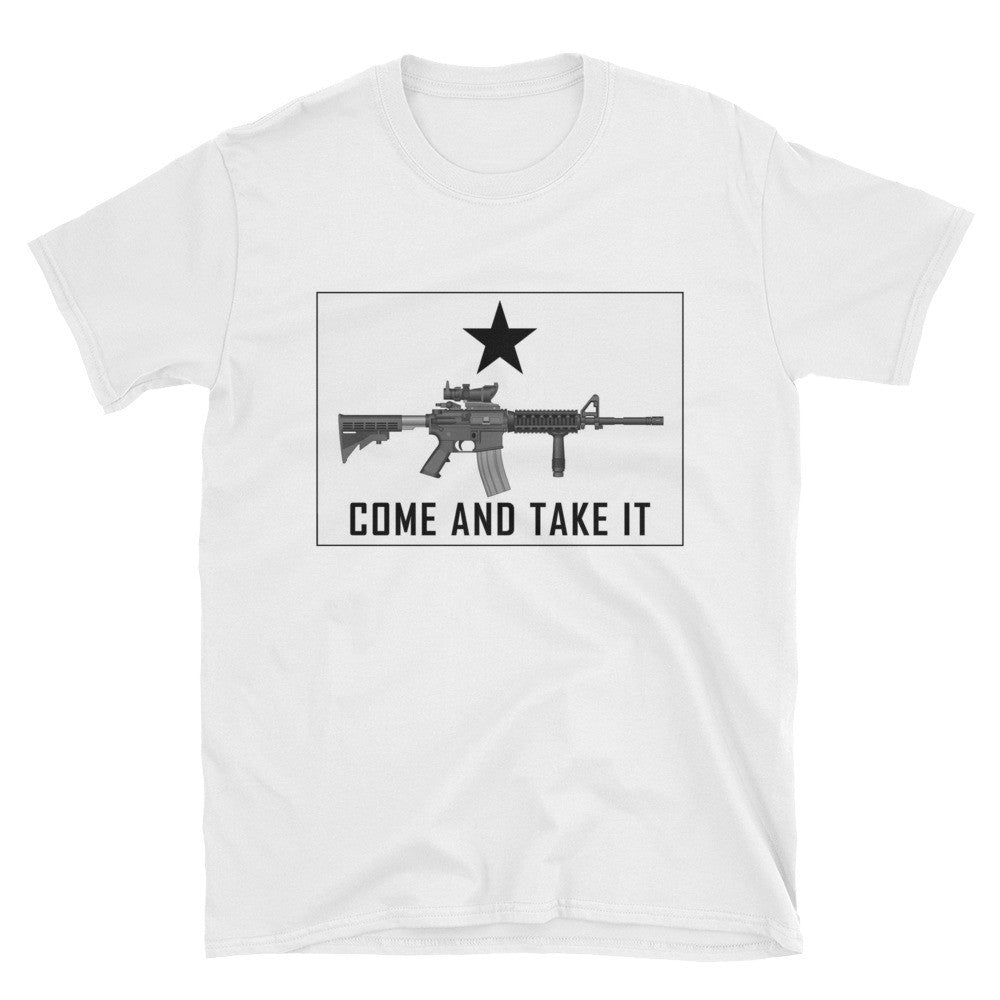 Come and Take It Shirt USA veteran made
