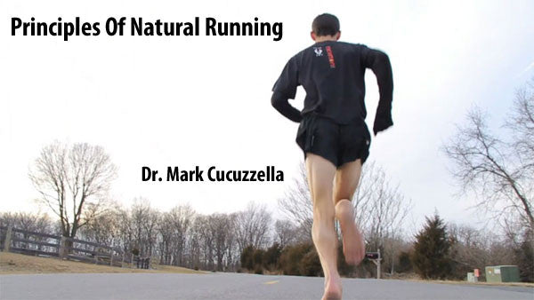 Dr. Mark Cucuzzella Natural Running