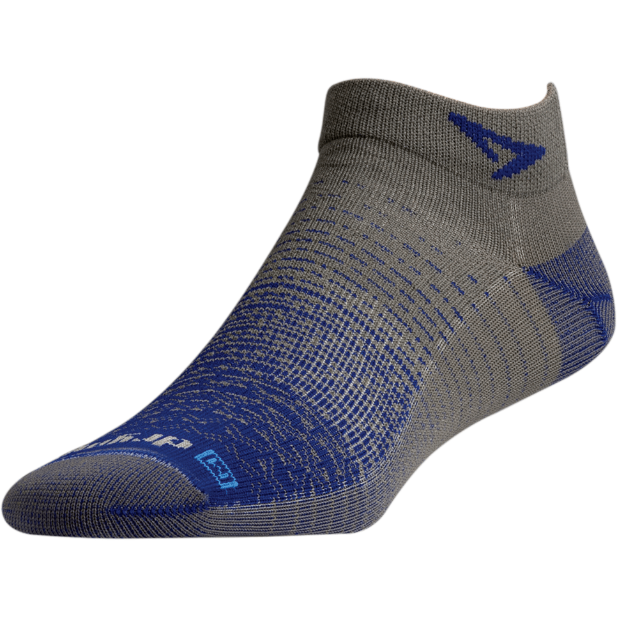 DryMax Thin Run Mini Crew - Royale Blue