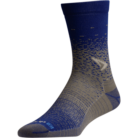 DryMax Thin Run Crew Sock - Royale