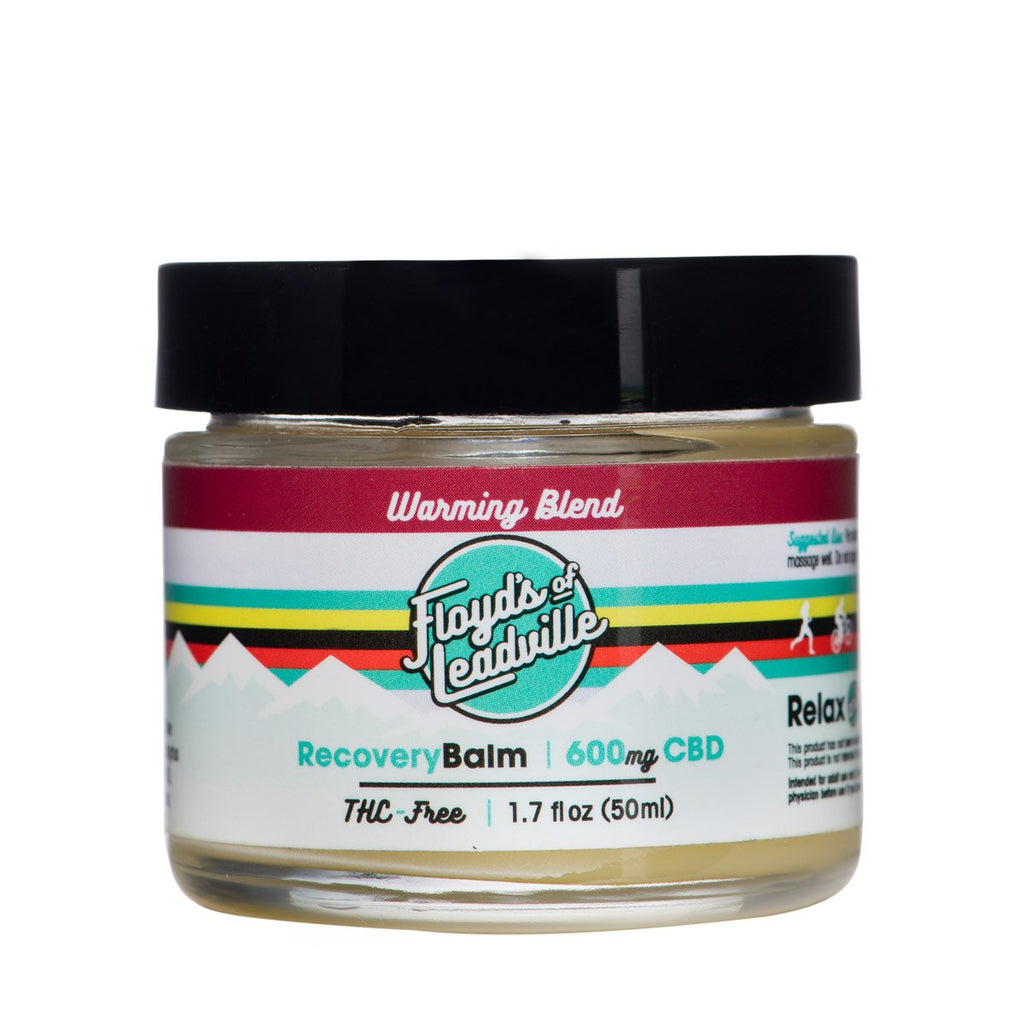 Floyds of Leadville Warming Balm - Isolate - 600 MG