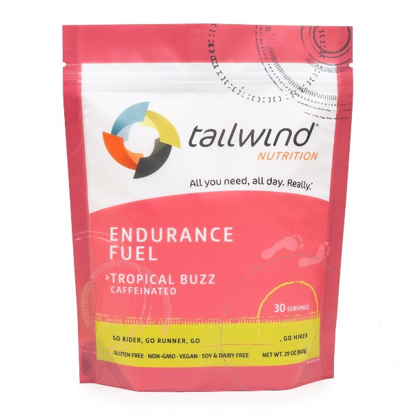 Tailwind Nutrition 30 Serving Bag - Tropical Caffeine