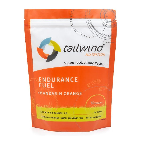 Tailwind Nutrition 50 Serving Bag - Mandarin