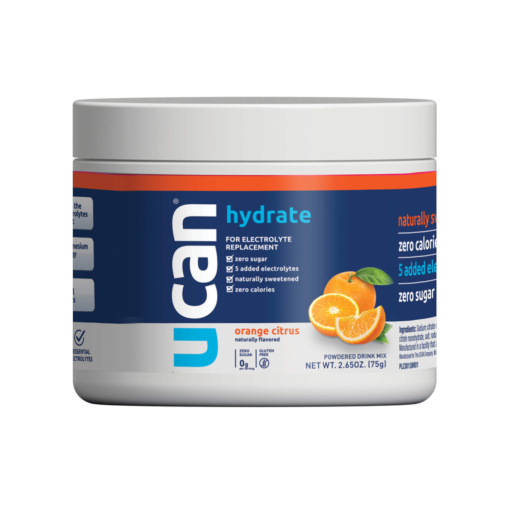 Generation UCAN Orange Electrolyte Jar