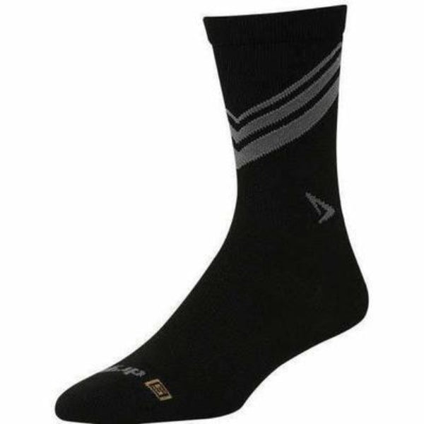 DryMax Hyper Thin Crew Sock - Black