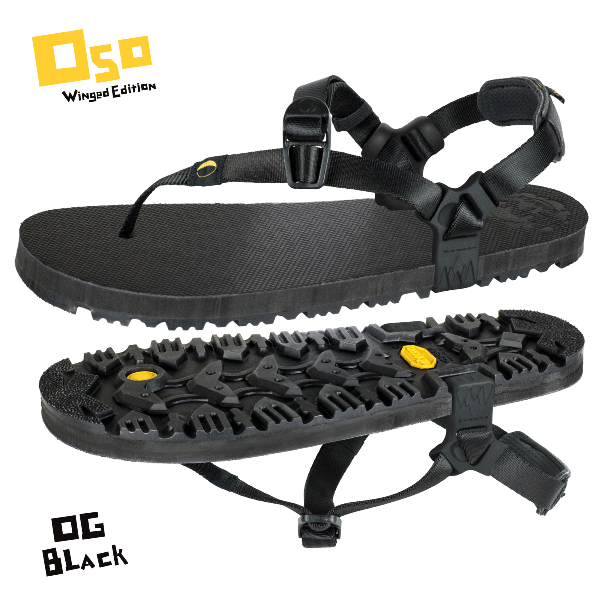 Luna Performance Oso Winged Sandals