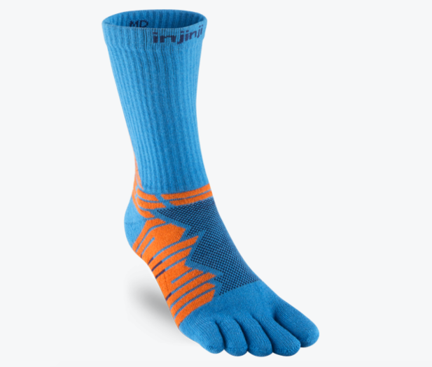 Injinji Ultra Run Crew Socks