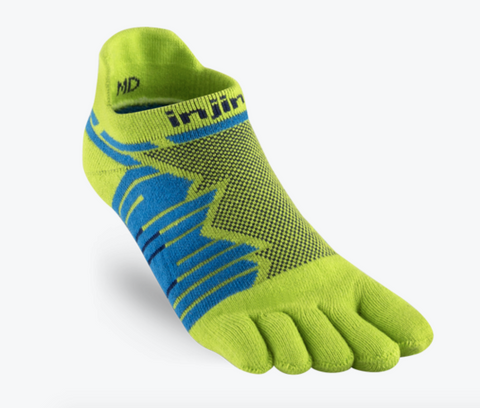 Injinji Ultra Run Mini-Crew Socks