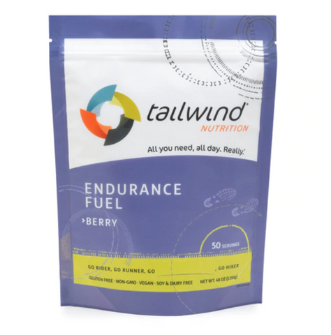 Tailwind Nutrition 50 Serving Bag - Berry