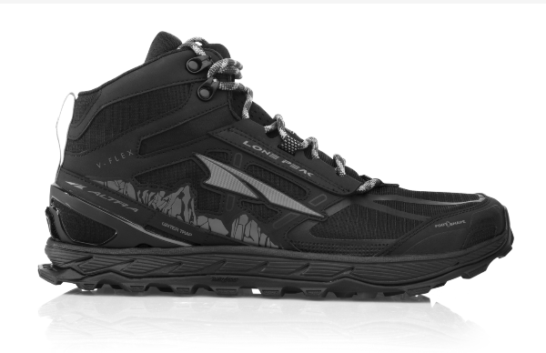 Altra Lone Peak 4 Mid Mesh - Men's ** Online Exclusive