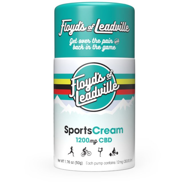 Floyds of Leadville Sports Cream - 1200 MG