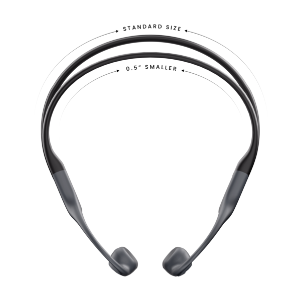 Aftershokz Aeropex - Cosmic Black