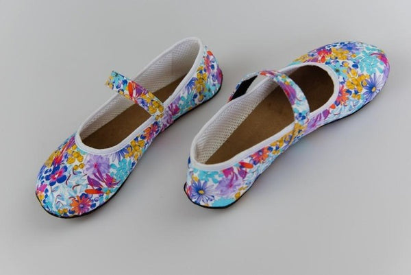 Ahinsa Ananda Flat Floral - Women's