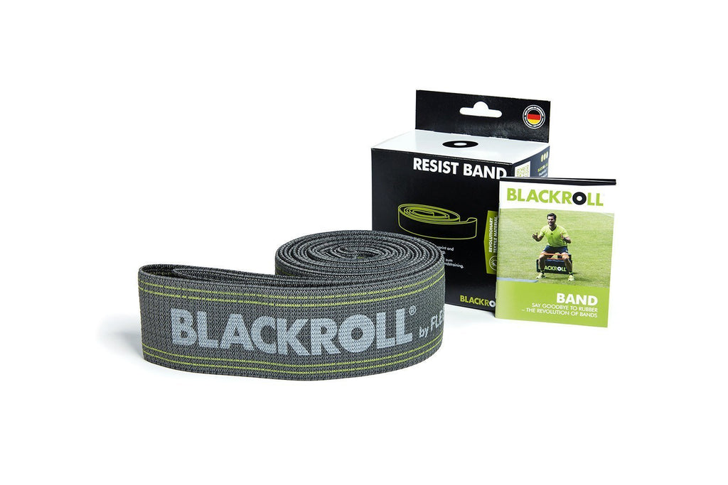 Active Life USA - Black Roll Resist Band -Strong