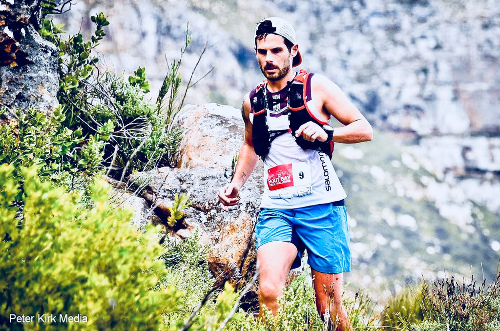 Ultra Runner & Vegan - My Journey - Guest Blogger Simon Muller