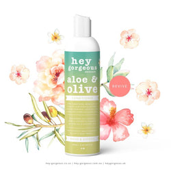 Hey Gorgeous Aloe & Olive Replenishing Conditioner - 250ml