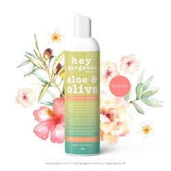 Hey Gorgeous Aloe & Olive Shampoo - 250ml