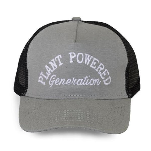 Plant Powered Generation Cap