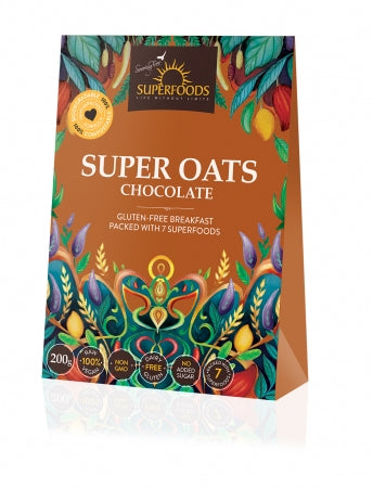 Super Oats Chocolate - 200g