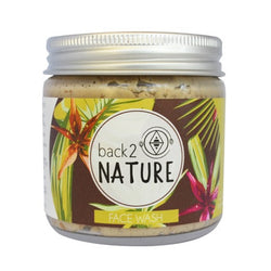 Back2Nature Facewash - 100ml
