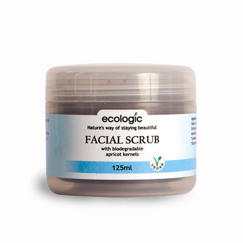 Ecologic Facial Scrub - 125ml