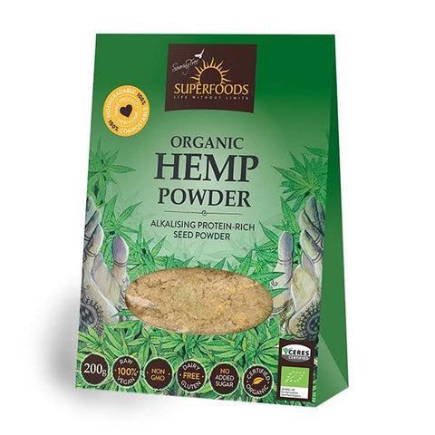 Hemp Protein Powder - 200g