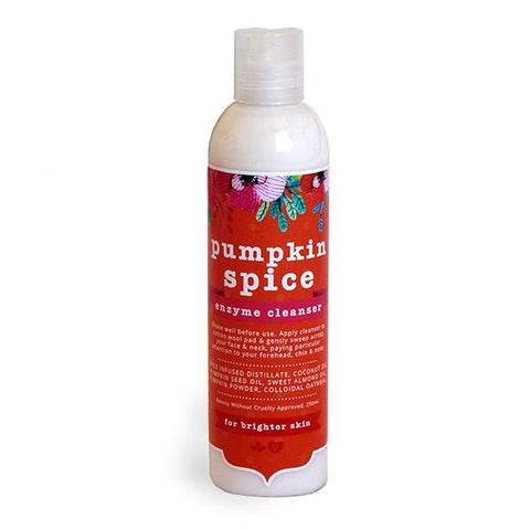 Hey Gorgeous  Pumpkin Spice Enzyme Cleanser - 250ml