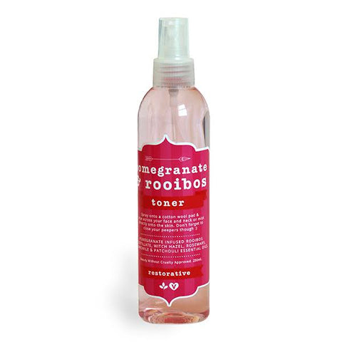Hey Gorgeous - Pomegranate & Rooibos Toner - 250ml