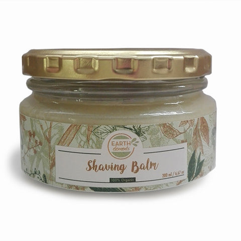 Earth Elements Shaving Balm - 200ml