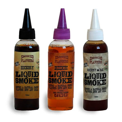 Liquid Smoke -125ml