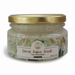 Earth Elements Spicey Sugar Scrub - 200ml