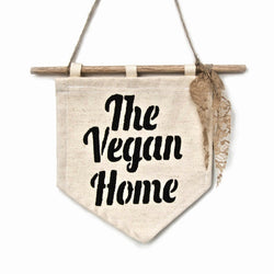 The Vegan Home - Banner