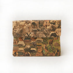Wren Design - Mini Sleeve - African Memories Safari