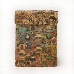 Wren Design - iPad Sleeve- African Memories Safari