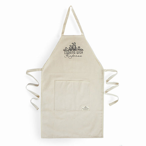 Handmade Apron - Cooking with Kindness
