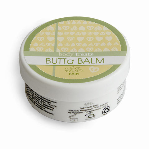 Body Treats - Baby Butta Balm 160g