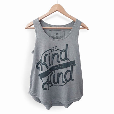 Be Kind to Every Kind Vest - Women