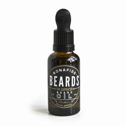 Bonafide Beards - The Carpenter Beard Oil - 30ml