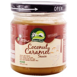 Nature's Charm Coconut Caramel Sauce - 400g