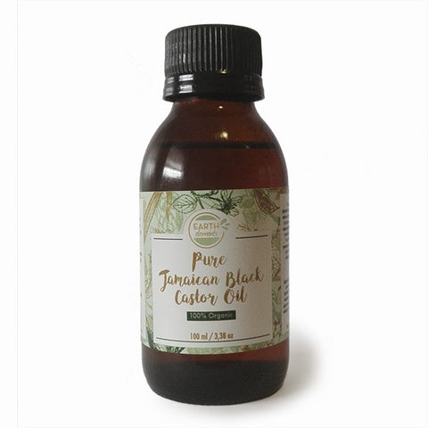 Earth Elements Jamaican Black castor Oil - 100ml