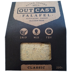 Outcast Falafel Mix - 220g