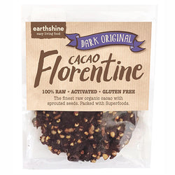 Vegan Florentine - Original Dark Chocolate - 35g