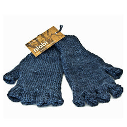 Fingerless Gloves Medium-Bamboo Blend (Recommended men's size)