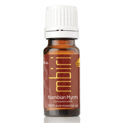 Mbiri Namibian Myrrh Essential Oil - 10ml