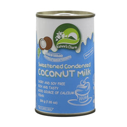 Nature's Charm Sweetened Condensed Coconut Milk - 200g