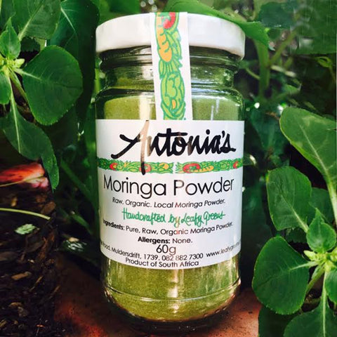 Antonia's Moringa Powder - 60g