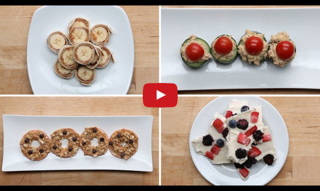 After-School Snack Ideas for the Week