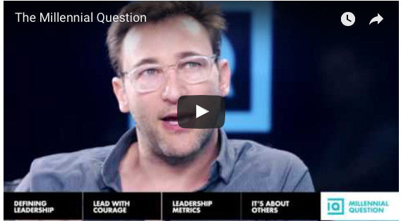 The Millennial Question - Simon Sinek